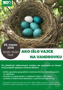 ZOO Bojnice - Ako išlo vajce na vandrovku @ ZOO Bojnice