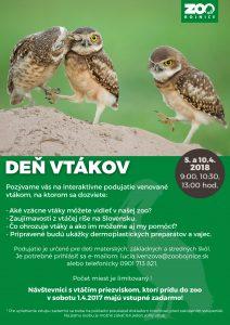 ZOO Bojnice - Deň vtákov @ ZOO Bojnice