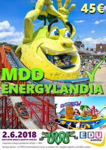 Energylanida na MDD @ Energylandia